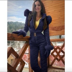 Ski suit women small